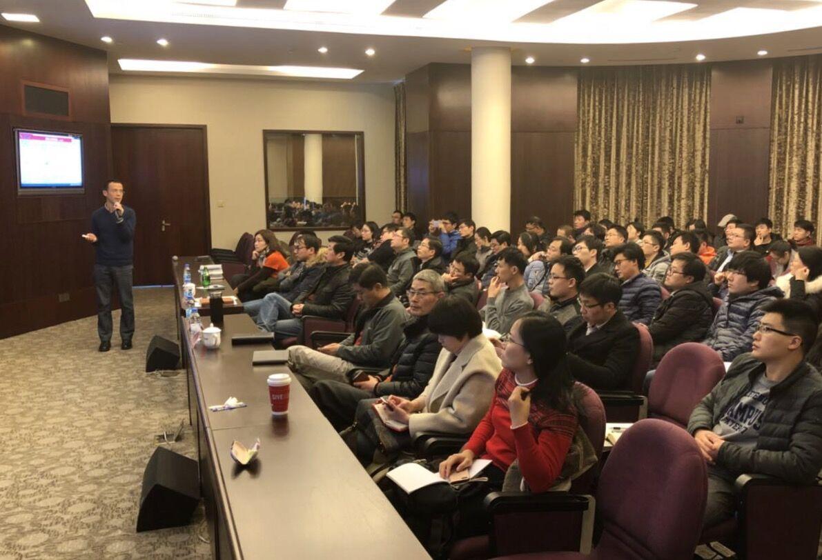 工程建造专业委员会举行科技讲座